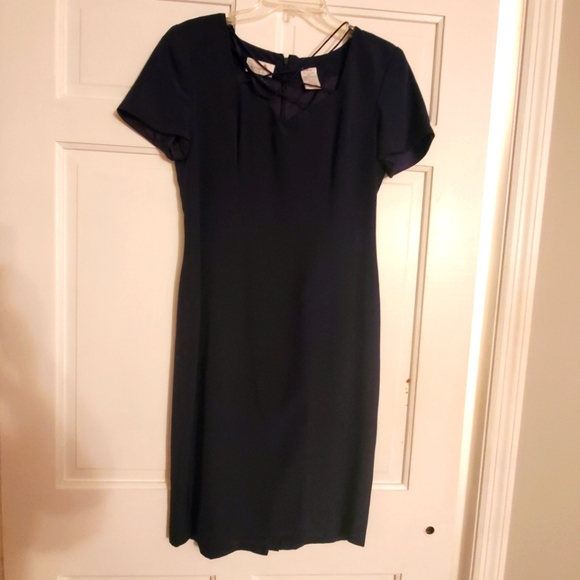 Liz Clairborne 100% Silk Dress
